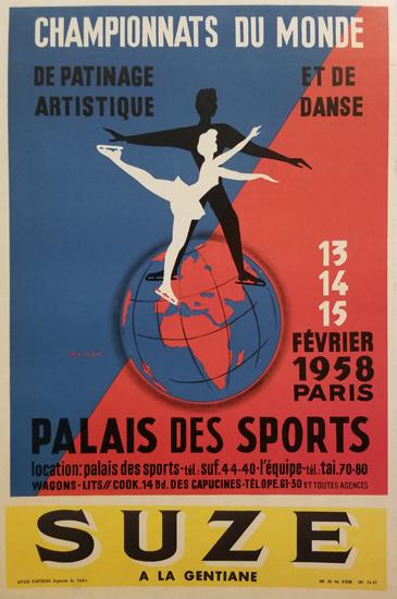 Suze Palais Des Sports