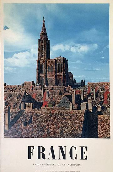 France Strasbourg Cathedral