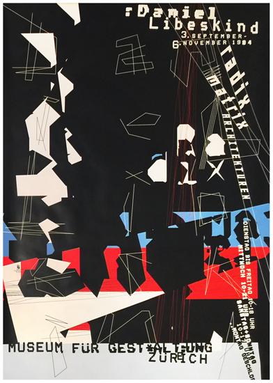 Museum Fur Gestaltung Zurich - Daniel Libeskind