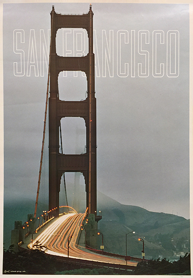 San Francisco (Looart Press, Colorado Springs)