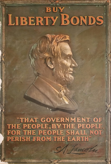 Buy Liberty Bonds (Lincoln)