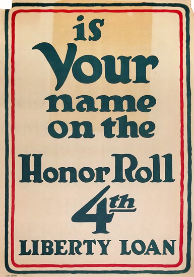 Is Your Name on the Honor Roll?
