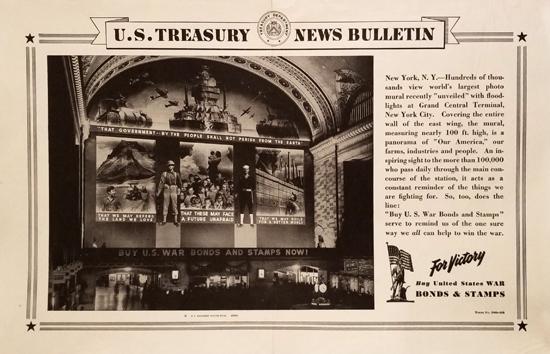 U.S.Treasury News Bulletin