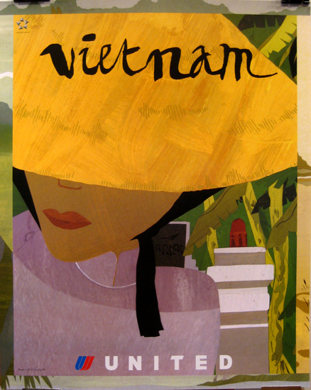 United Illustrators Series- Vietnam