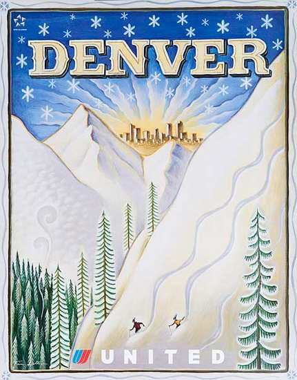 United Illustrators Series- Denver