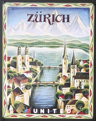 United Illustrators Series- Zurich