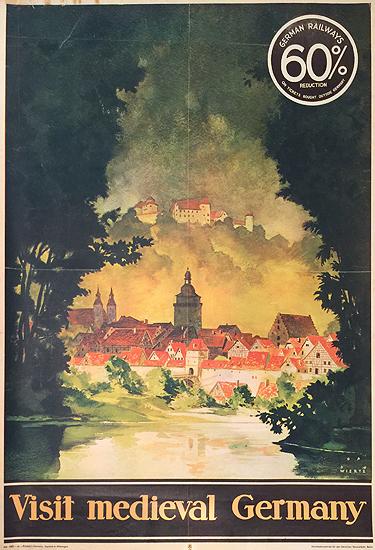 Visit Medieval Germany