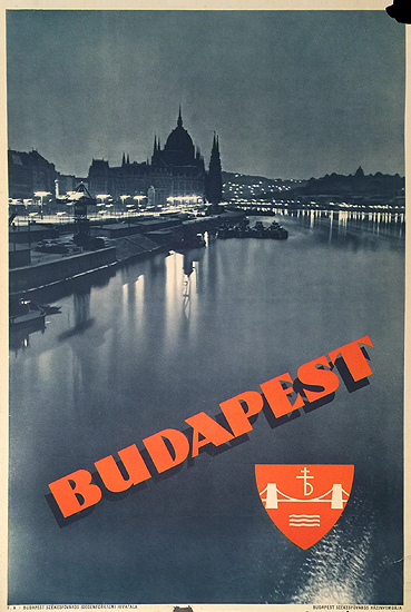 Budapest (Photographic)