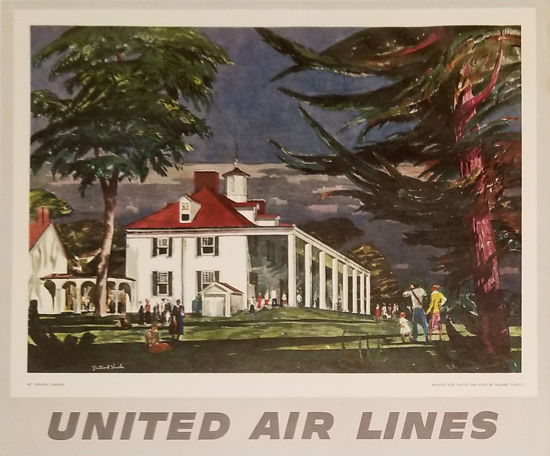United Calendar Series - Mount Vernon, VA