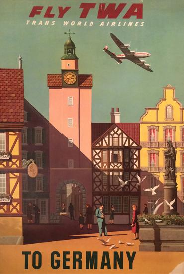 TWA- To Germany