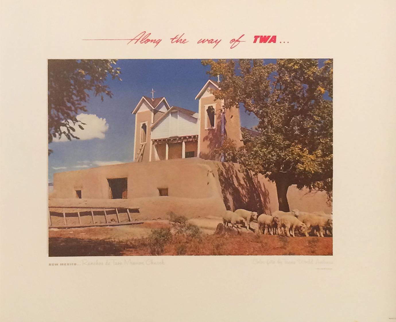 TWA - New Mexico