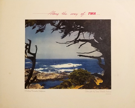 TWA - Monterey Peninsula, CA