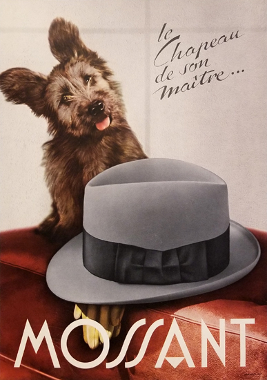Mossant Hats (Dog)