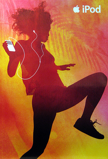 Ipod (Dancer with Sneakers)