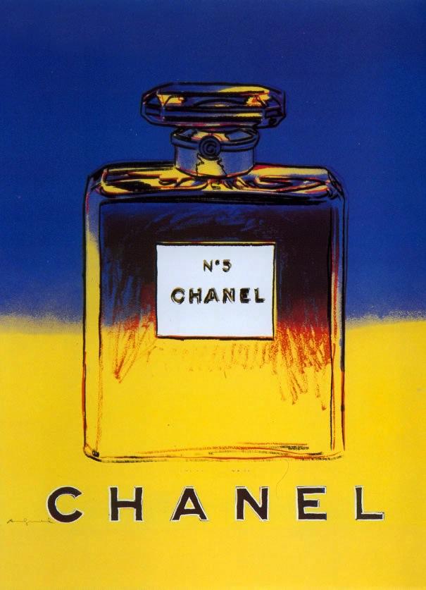 Chanel- Blue & Yellow