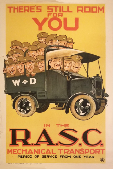 There's still room for you- RASC