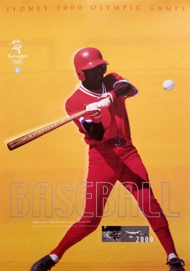 Sydney Olympics 2000 Baseball