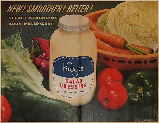 Kroger Salad Dressing