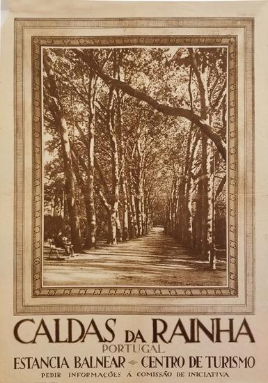 Caldas Da Rainha Portugal (Brown)