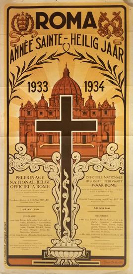Roma Anne Sainte-Heilig Jaar