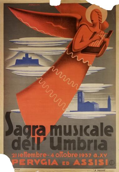 Sagra Musicale Dell Umbria