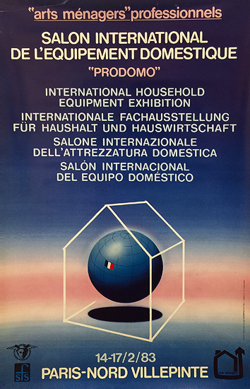 Salon International De L'Equipement Domestique 1983