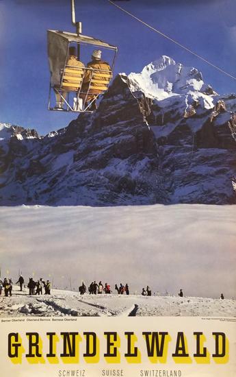Grindelwald (Ski Lift)