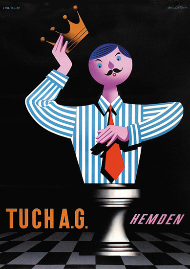 Tuch AG (Chess Piece)