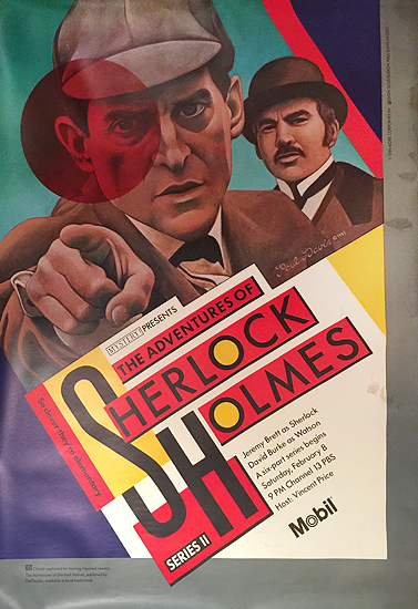 Mystery Presents Mobil The Adventures of Sherlock Holmes
