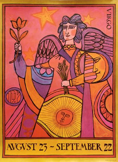 Horoscopes- Virgo August 23 - September 22