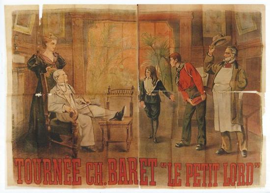 Tournee Ch. Baret - Le Petit Lord