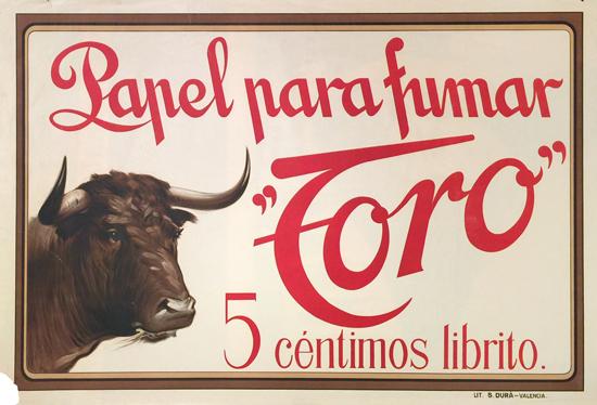 Papel Para Fumar Toro