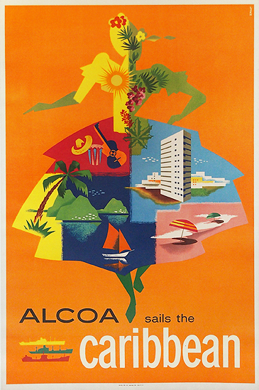 Alcoa Sails the Caribbean