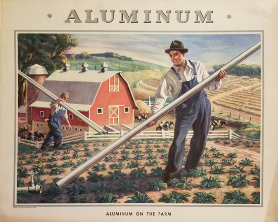 Aluminum - On The Farm