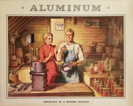 Aluminum - Birthplace of Modern Industry