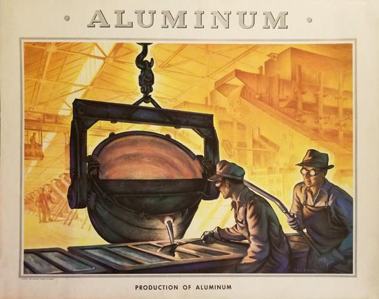 Aluminum - Production of Aluminum