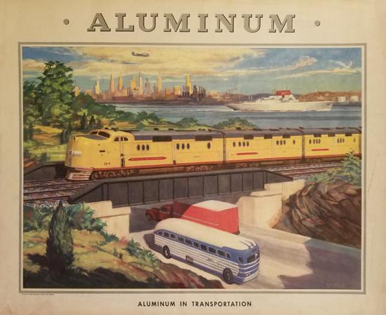 Aluminum - Aluminum in Transportation