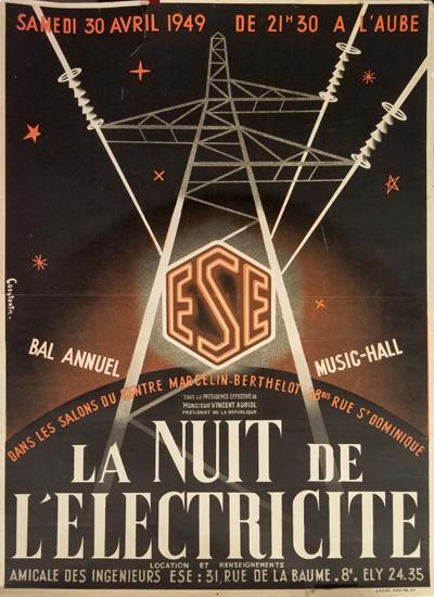La Nuit De L Electricite