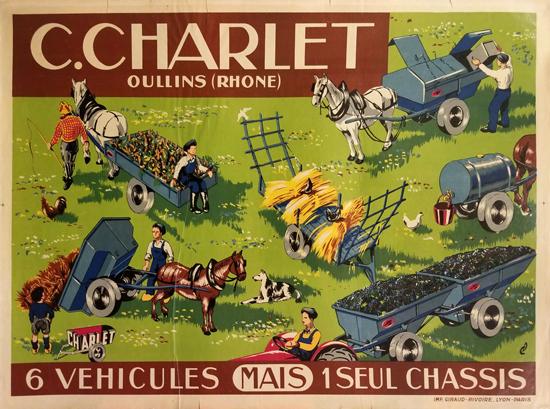 C. Charlet - Farm Equipment