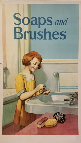 Soaps and Brushes