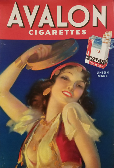 Avalon Cigarettes- Dancer