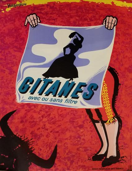 Gitanes - Bullfighter