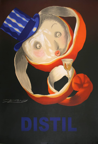 Distil Edition: Distil (Orange Face)