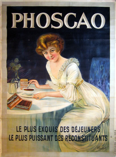 Phoscao (Oversize/ Turn of the Century)