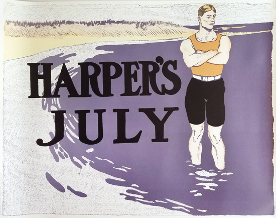 Distil Edition: Harper's July
