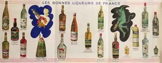 Les Bonnes Liqueurs de France