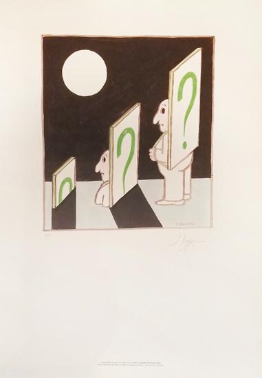 Tomi Ungerer Mois du graphisme d'Echirolles 1998