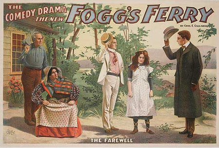 The Comedy Drama The New Fogg's Ferry The Farewell