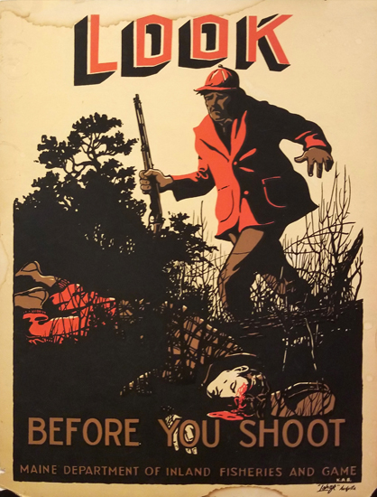 Look Before You Shoot