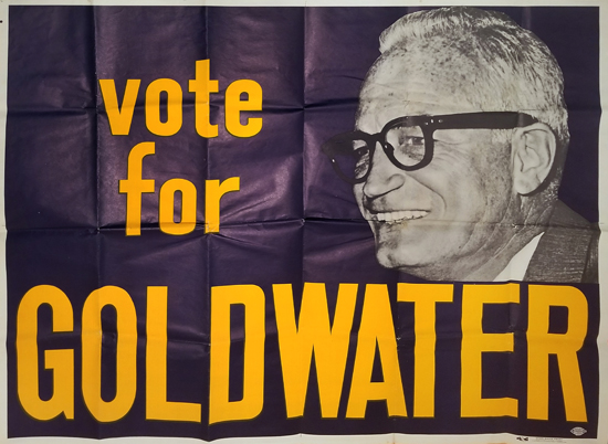 Vote for Goldwater